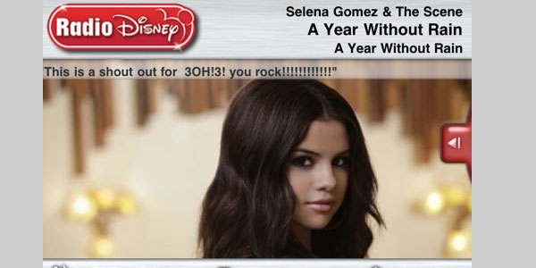 radio disney 40 Best Free iPhone Apps