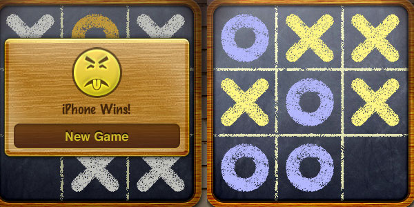 tic tac toe free 40 Best Free iPhone Apps