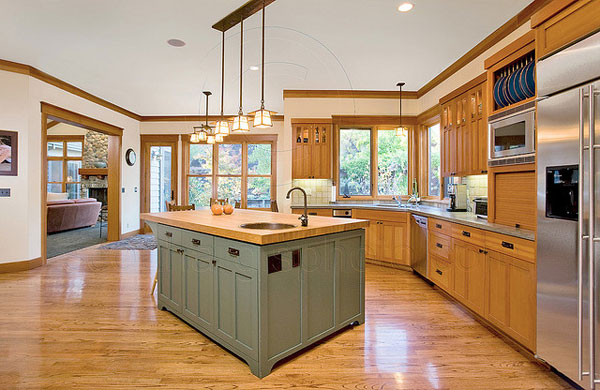 latest kitchen design 25 Beautiful Kitchen Decorating Ideas