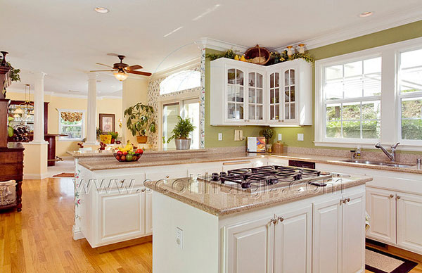 light kitchen design 25 Beautiful Kitchen Decorating Ideas