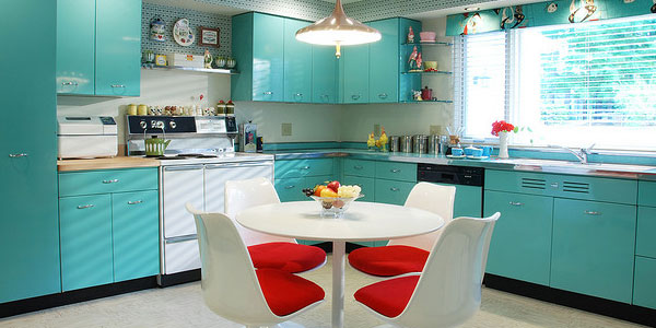 retrorenovation 25 Beautiful Kitchen Decorating Ideas