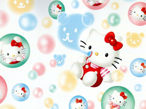 More Information on Hello Kitty Wallpaper