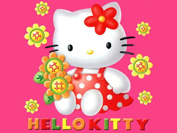 Hello Kitty Wallpaper - 55 Best Collections  Design Press