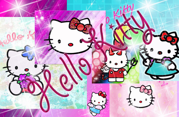Hello Kitty Wallpaper Pack