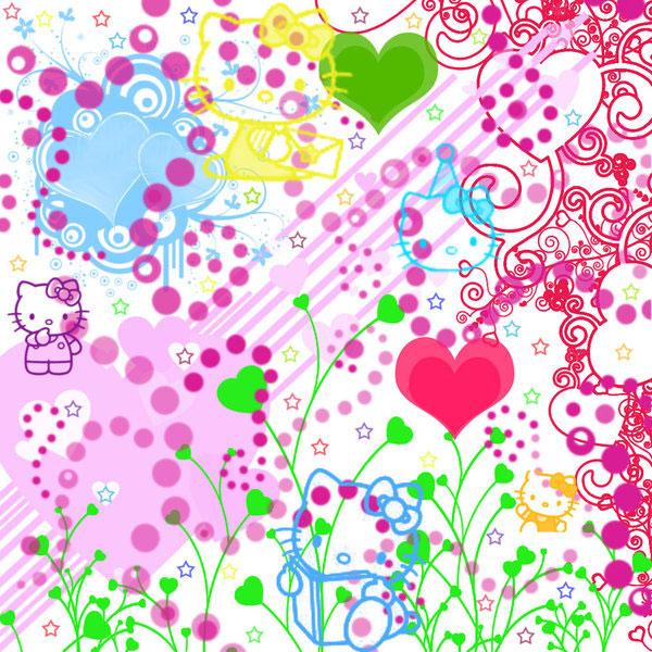 Hello Kitty Wallpaper 55 Best Collections Design Press