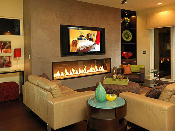 Great Living Room Fireplace Ideas with TV 600 x 450 · 63 kB · jpeg