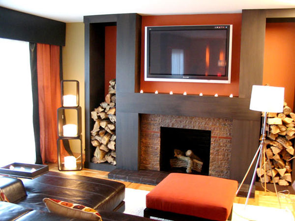 Inspiring Fireplace Design Ideas For Summer Part 83