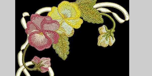 Free Machine Embroidery Patterns Flowers Flowers Healthy