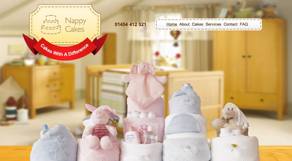 nappy cakes An Overview Of Backgrounds In The Overall Design Of A Website