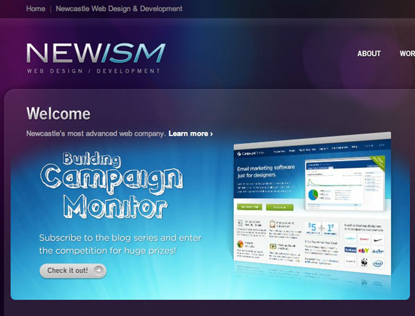 newism An Overview Of Backgrounds In The Overall Design Of A Website