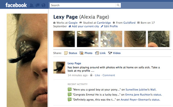 Lexy Page