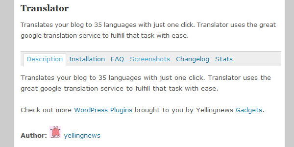 translator 10 Handy Translation Plugins For WordPress