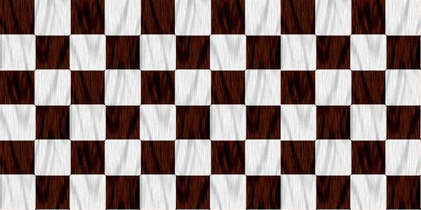 Checkerboard Wood