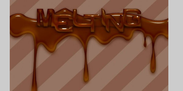 Create A Melting Effect In Photoshop