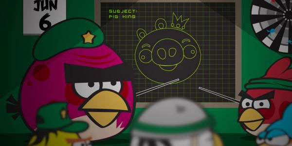 Create an Angry Birds Parody in Illustrator