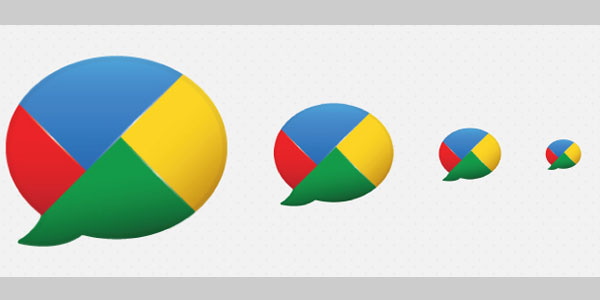 Create a google buzz icon