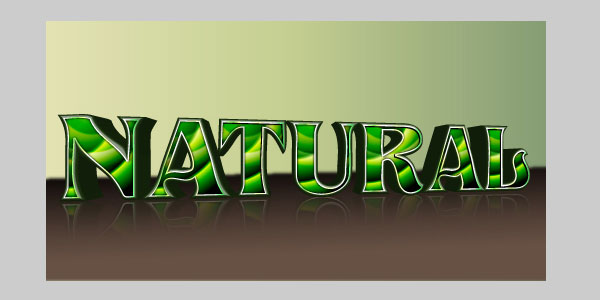 Create an Abstract Natural Text Effect with Adobe Illustrator