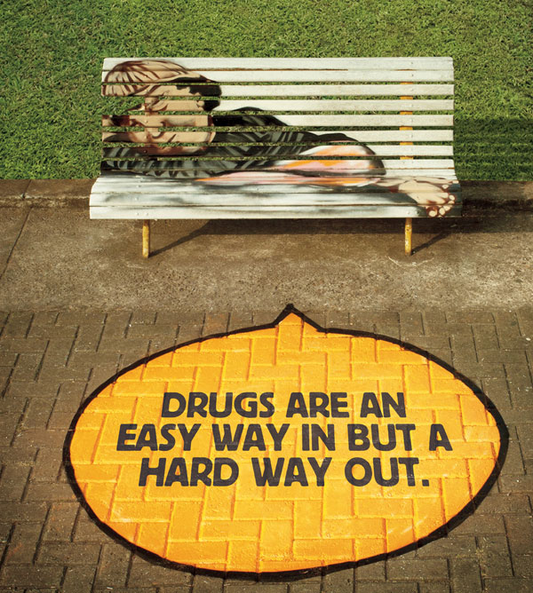 city drugs 20 New Advertising Ideas