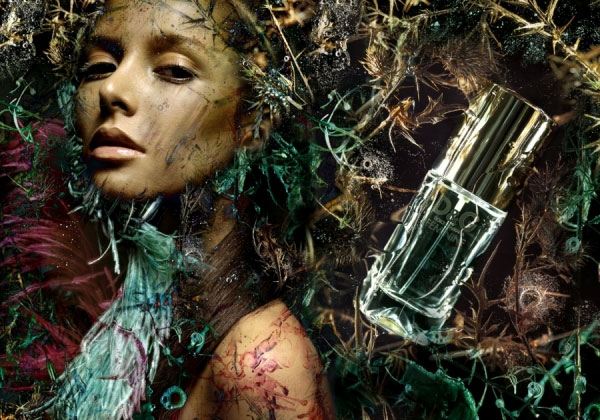 organic beauty 20 New Advertising Ideas