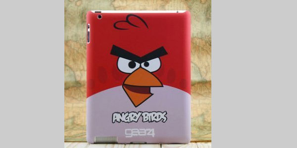 Angry Birds Case for iPad