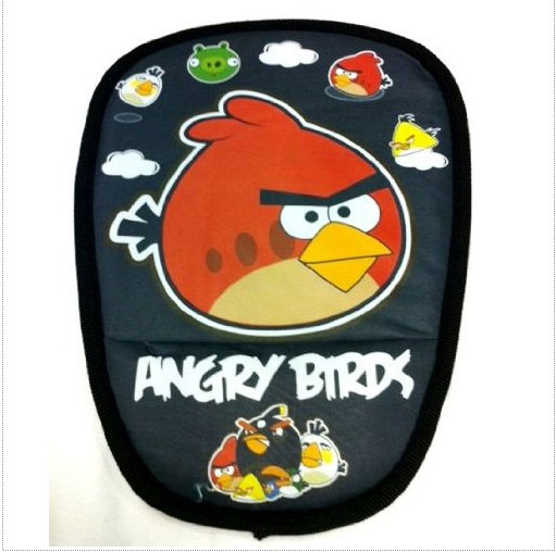 Angry Bird Mouse Pad with Wrist Rest