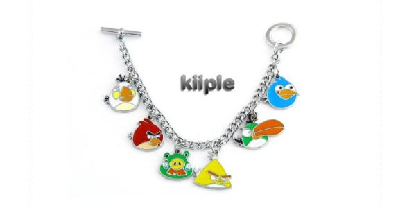 Angry Birds Jewelry