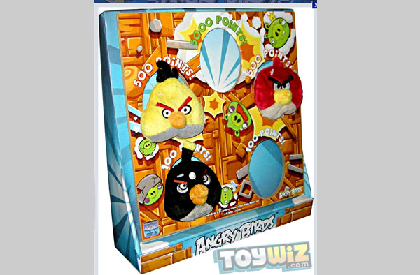 Angry Birds Keychains, Magnets, Action Mini Figures, Glasses, Lanyards & More