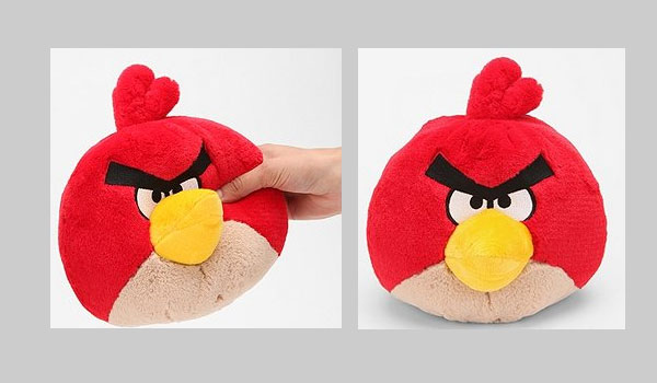 8 inch Talking Angry Bird Plush