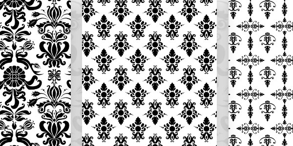 baroque pattern collection 11 Useful Baroque Patterns