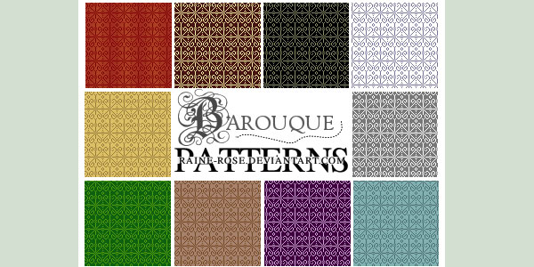 Baroque Patterns