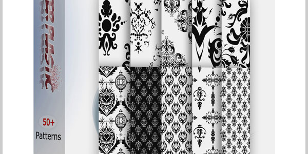 50+ Baroque Patterns