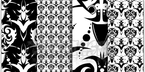 grim lady baroque 11 Useful Baroque Patterns