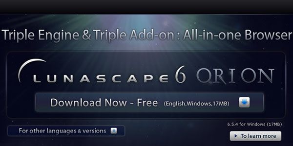 lunascape 12 Top Cross Browser Testing Tools