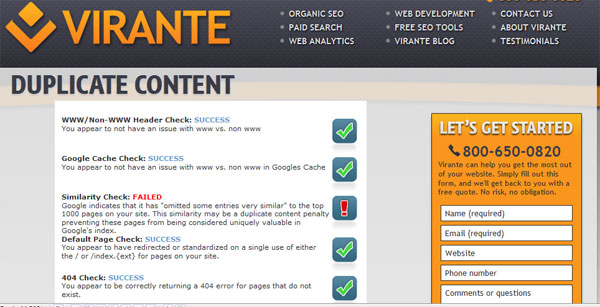 duplicate content checker 10 Top Tools For Checking Duplicate Content