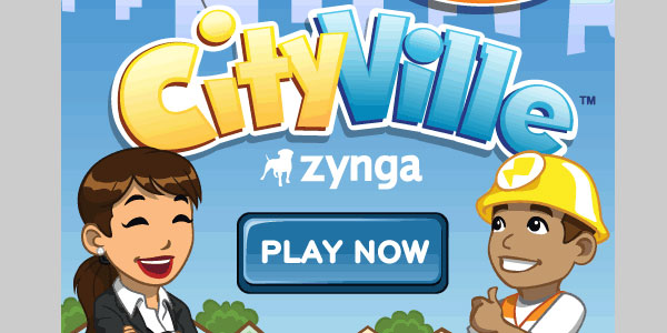 cityville 25 Best Facebook Games