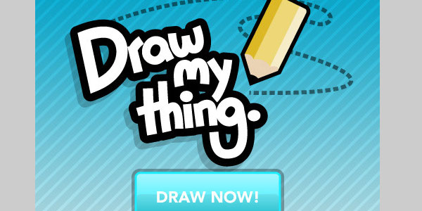 drawmything 25 Best Facebook Games