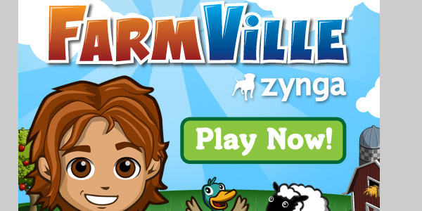 farmville 25 Best Facebook Games