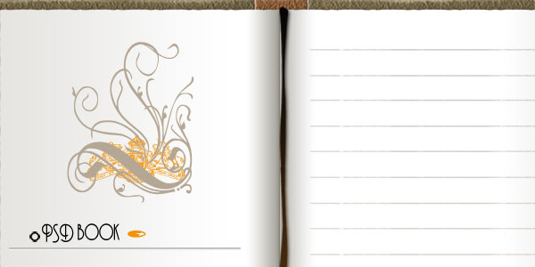 Notebook psd