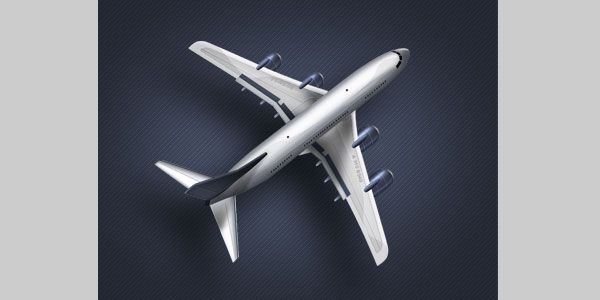 plane free psd file 25 High Quality Free PSD Files
