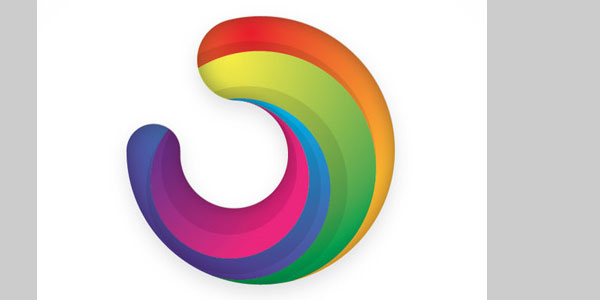 How To Create a Colorful Logo Style Icon in Illustrator