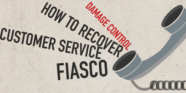 How to Avoid an Online Customer Service Fiasco