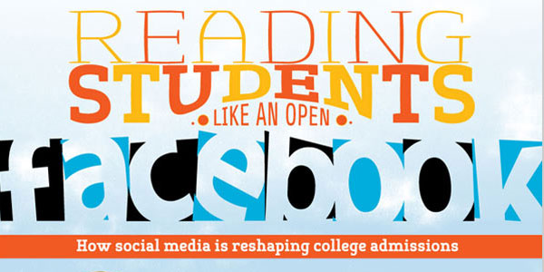 How facebook is reshaping college admissions