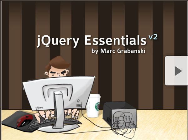 jquery essentials slideshow 25 Handy jQuery Tutorials