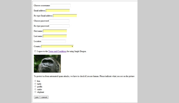 jquery form validation 25 Handy jQuery Tutorials