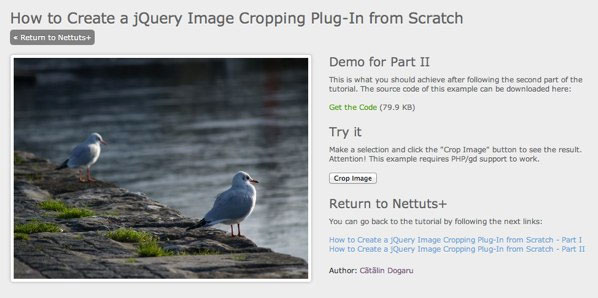 How to Create a jQuery Image Cropping Plugin from Scratch