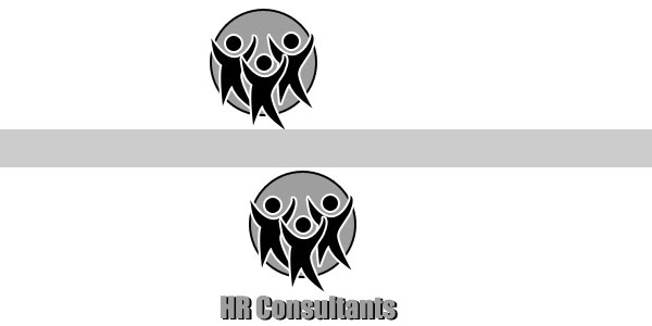 human resources logo 20 Dextrous Adobe Illustrator Logo Design Tutorials