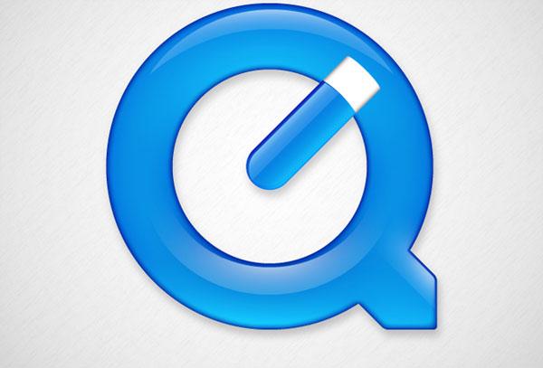 Create the Quicktime Logo