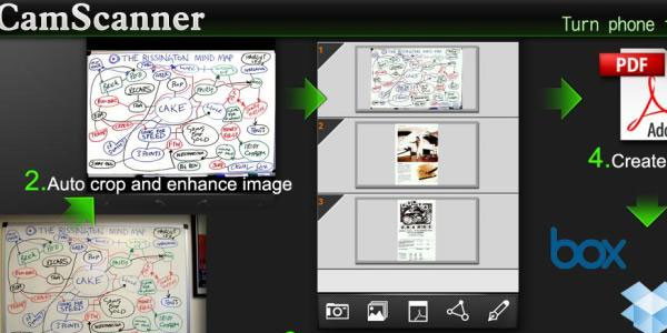 camscanner 20 Must Have Android Apps