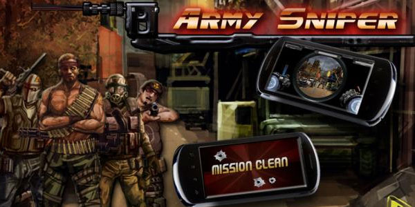 sniper 20 Must Have Android Apps