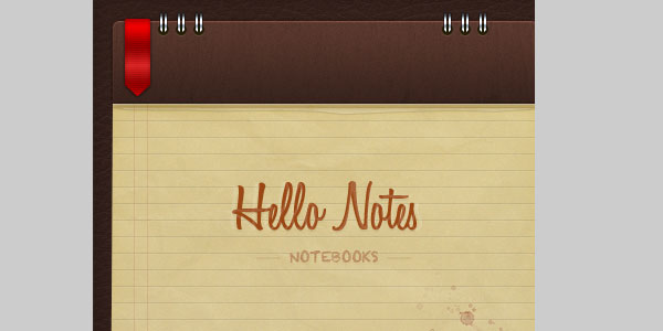 notepad psd 20 Cool Free Pixel Perfect PSDs